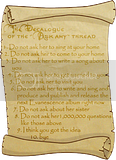 The Decalogue of the quotAsk Amyquot thread
